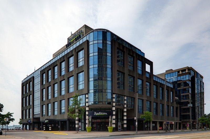 Radisson Hotel Admiral Toronto-Harbourfront 外景