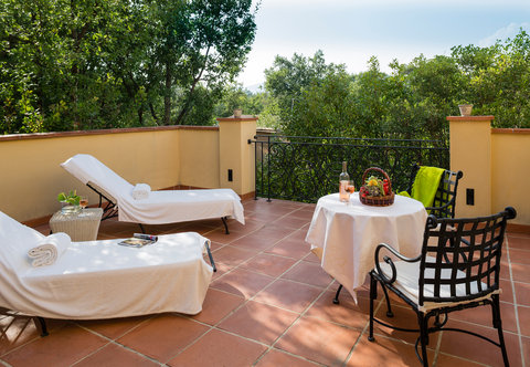 Terre Blanche Hotel Spa Golf - Premier Suite Terrace