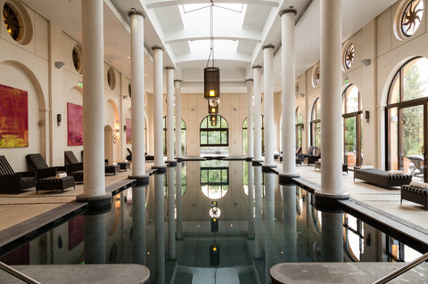 Terre Blanche Hotel Spa Golf - Spa indoor pool