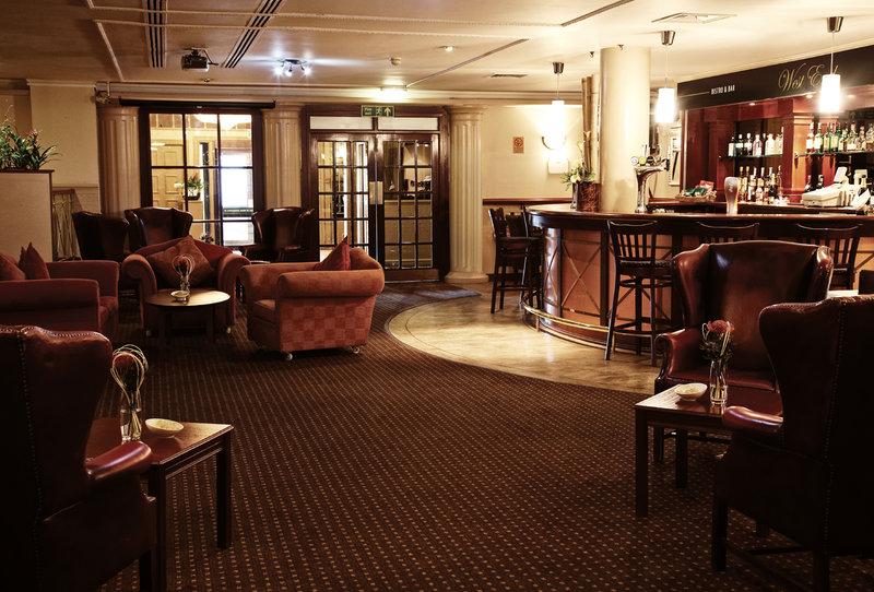 Copthorne Hotel Aberdeen Sala klubowa