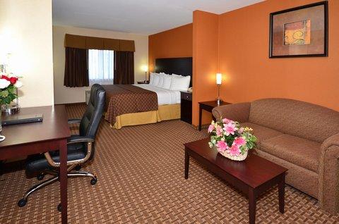 Best Western Concord Inn & Suites - Business Plus Mini Suite
