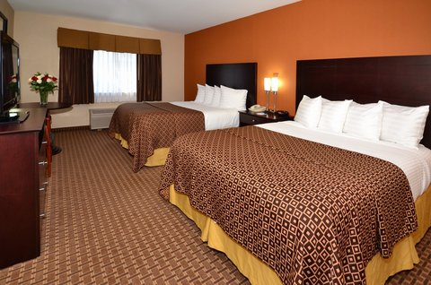 Best Western Concord Inn & Suites - Double Queen Suite