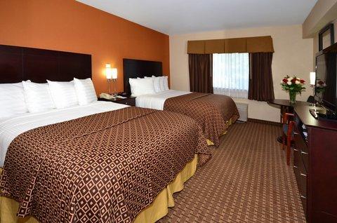 Best Western Concord Inn & Suites - Double Queen Room