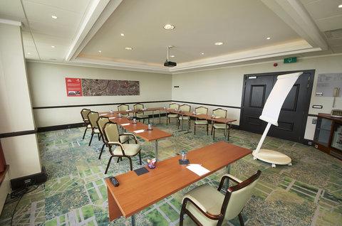 Crowne Plaza ANTWERP - Meeting Room 5