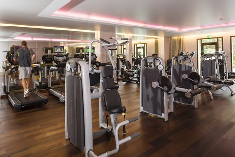 Terre Blanche Hotel Spa Golf - Spa Fitness Room