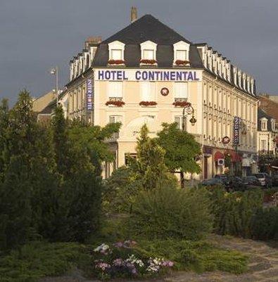 Inter Hotel Continental Deauville