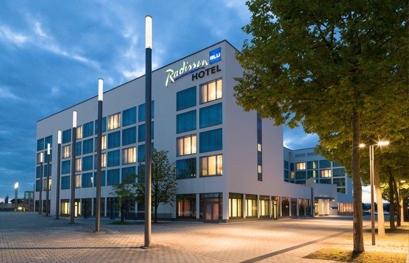 Radisson Blu Hotel Hannover Kilátás a szabadba