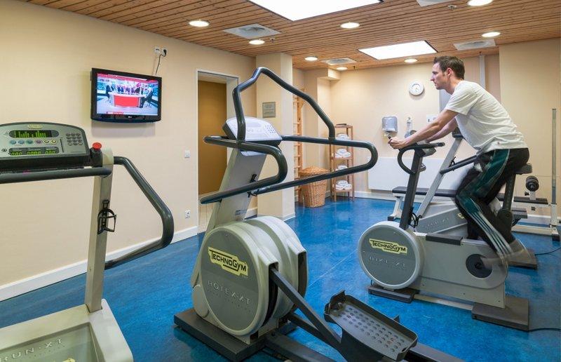 Radisson Blu Hotel Hannover Fitneszklub