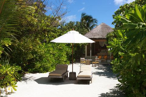 Six Senses Laamu - Beach Villa Exterior