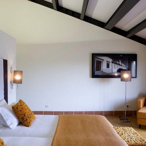 Hotel Lusitano - Deluxe room