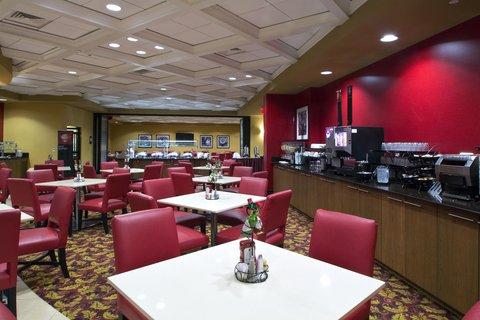 Embassy Suites Columbus - Airport - Dining Room