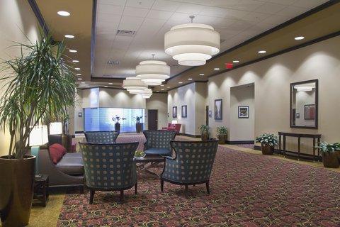 Embassy Suites Columbus - Airport - Pre-Function   Reception