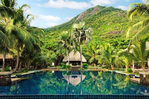 Hilton Seychelles Labriz Resort And Spa - Exterior Pool