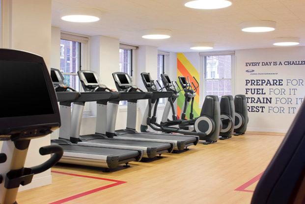 Sheraton Commander Hotel Fitness-klub