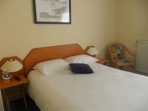Kyriad Brest Centre - Double Room