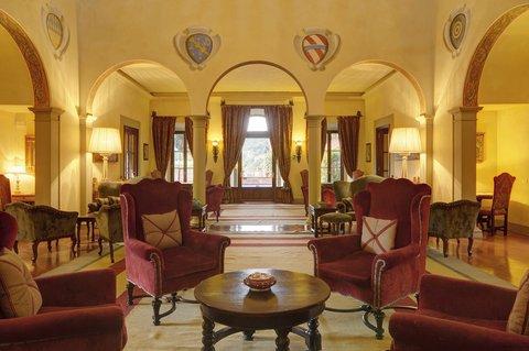 Villa La Massa - Hall