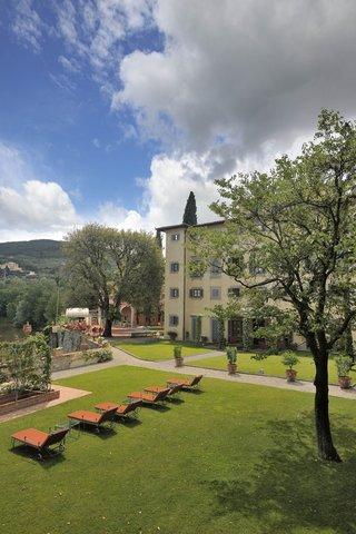 Villa La Massa - The Noble Villa and the Garden