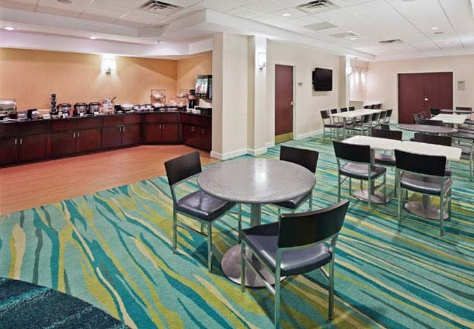 SpringHill Suites by Marriott Austin North Gastronomi