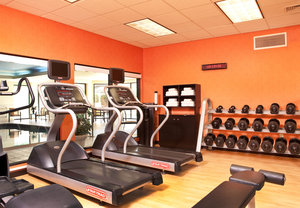 Fitness/ Exercise Room - Courtyard by Marriott Hotel Manchester