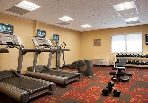 Courtyard Bakersfield - Fitness Center