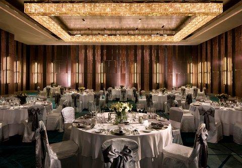 Renaissance Bangkok Ratchaprasong Hotel - Royal Maneeya Ballroom