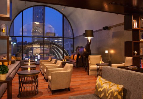 Marriott Long Wharf Hotel - Midnight Lounge