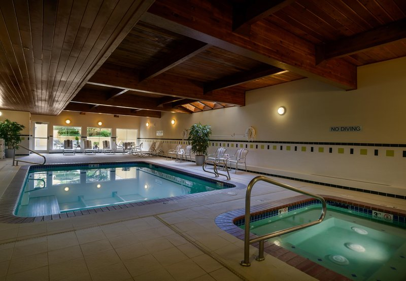 Fairfield Inn Seattle Bellevue Fitness Club