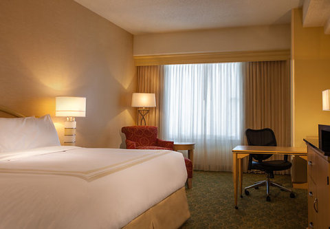 Cincinnati Kingsgate Conference Center Hotel - King Guest Room