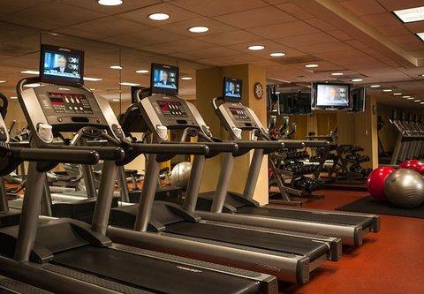 Cincinnati Kingsgate Conference Center Hotel - Fitness Center