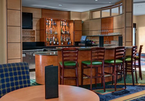 SpringHill Suites Denver Airport - Lobby Bar