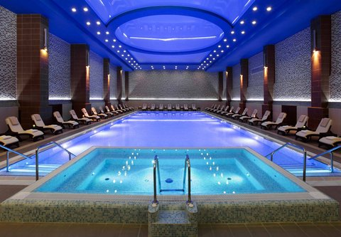 Tsaghkadzor Marriott Hotel - Indoor Pool