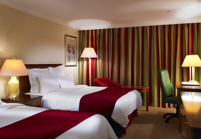 Glasgow Marriott Hotel Pokoj