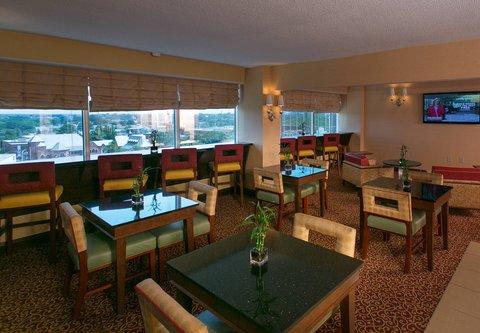 Greensboro Marriott Downtown - Concierge Lounge