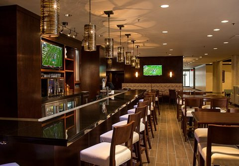 Greensboro Marriott Downtown - Lounge