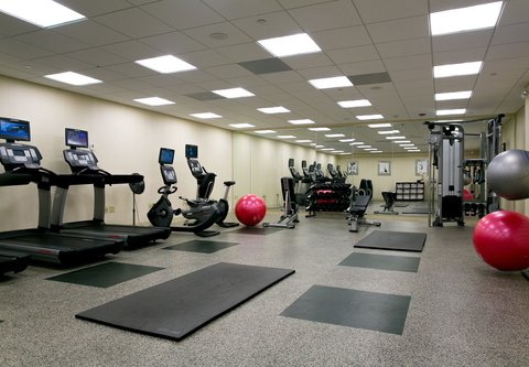 Greensboro Marriott Downtown - Fitness Center