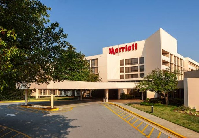 Marriott Greensboro-High Point Airport Exterior view