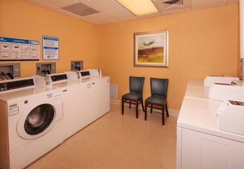 Residence Inn Harrisburg Hershey - Guest Laundry