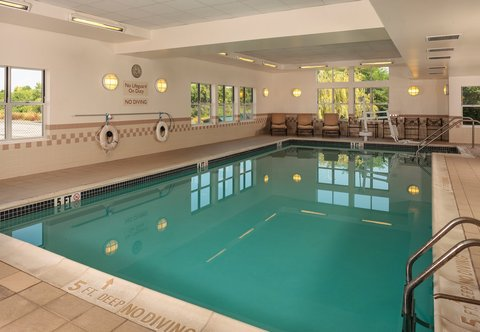 Residence Inn Harrisburg Hershey - Indoor Pool