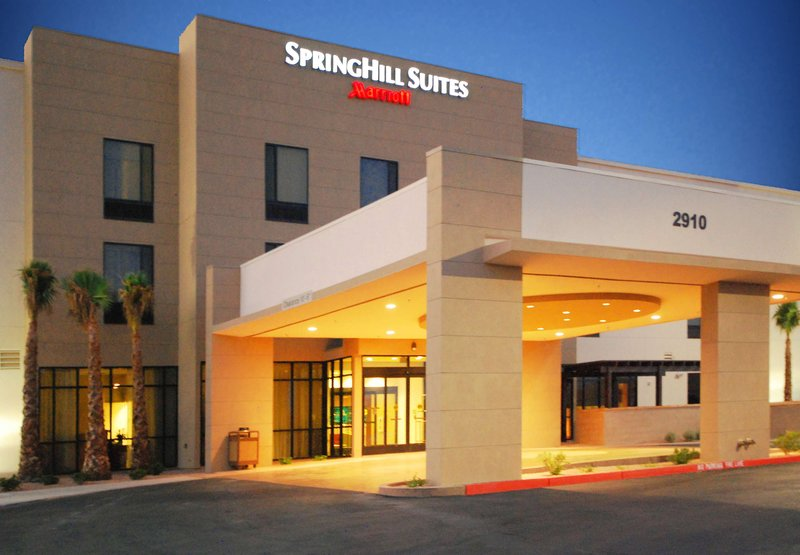 SPRINGHILL STES NORTH MARRIOTT