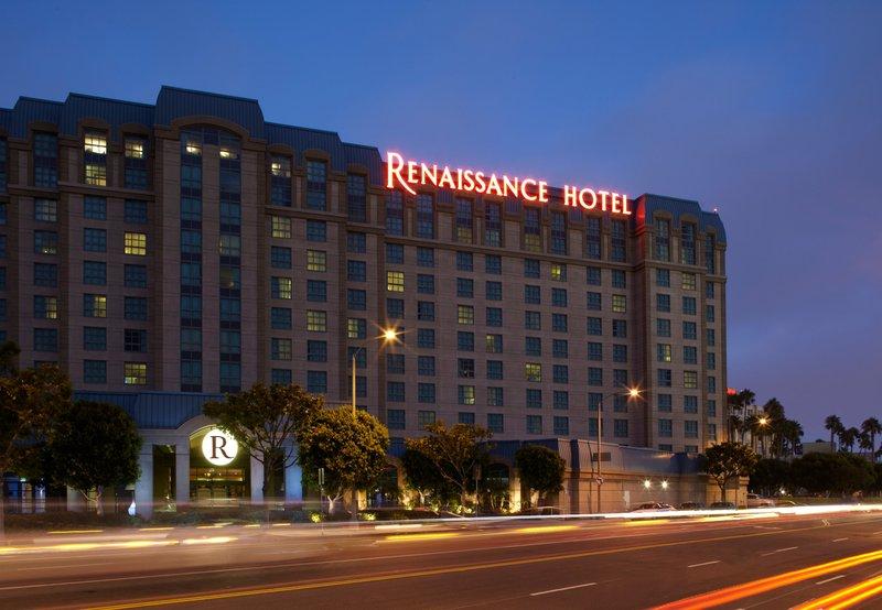 Renaissance Los Angeles Airport Hotel Außenansicht