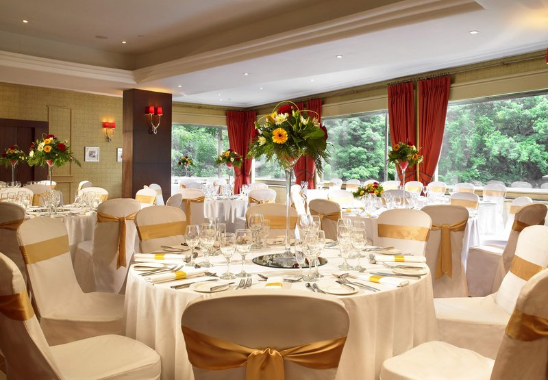 Marriott Newcastle Gosforth Park Hotel Restaurang