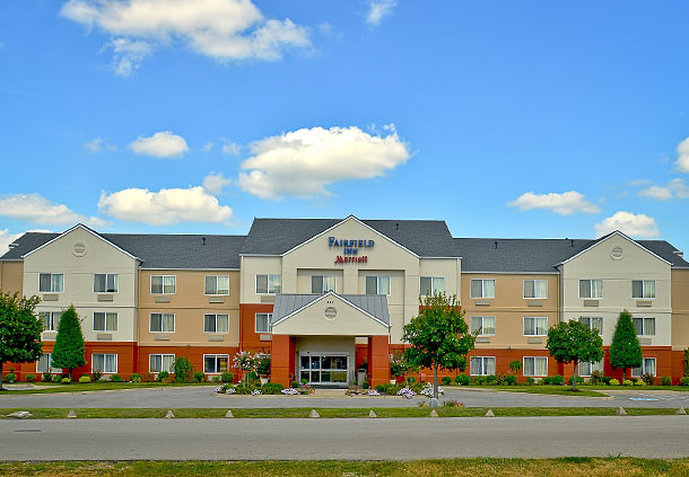 FAIRFIELD INN SOUTH MARRIOTT