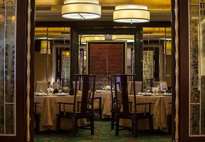 Renaissance Shanghai Pudong Hotel Gastronomie