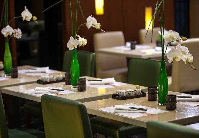 Renaissance Shanghai Pudong Hotel Ресторанно-буфетное обслуживание