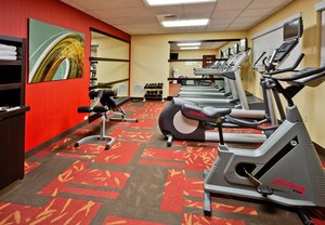 Fitness/ Exercise Room - Courtyard by Marriott Hotel Southeast Tampa