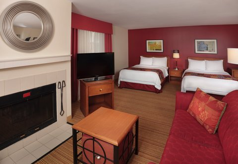 Residence Inn Harrisburg Hershey - Double Double Studio Suite