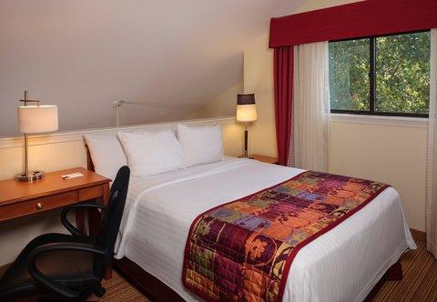 Residence Inn Harrisburg Hershey - Penthouse Suite Loft Area
