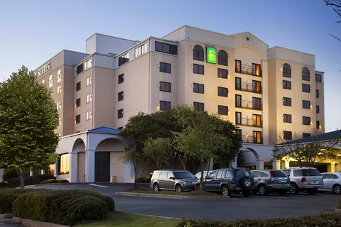 Embassy Suites Columbia - Greystone - Exterior by Night