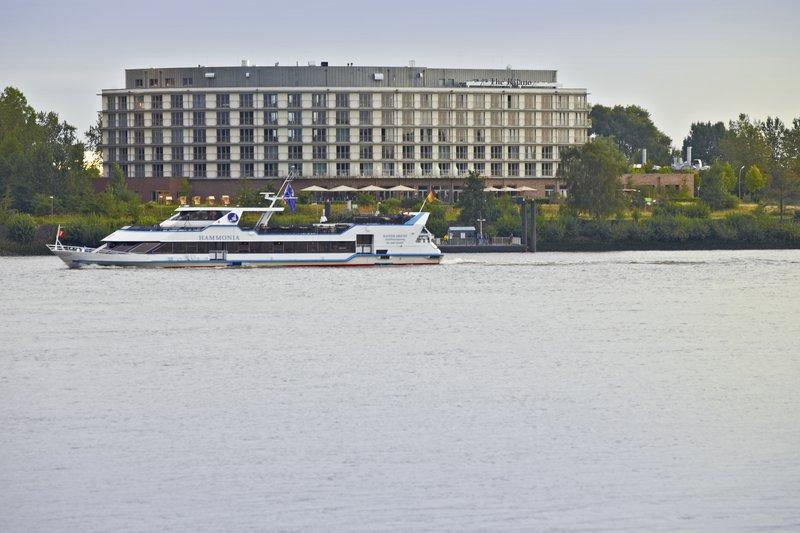 Worldhotel The Rilano Hamburg Set udefra