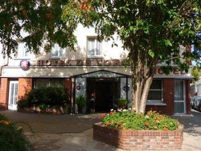 Interhotel De L Orme - Exterior View